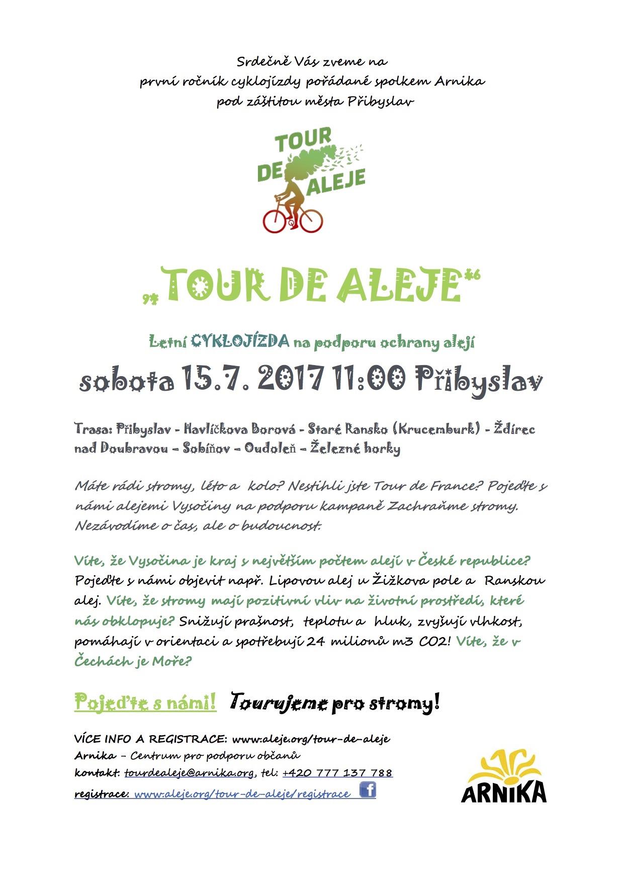 TOUR DE ALEJE